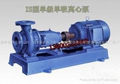 廣東IS型單級離心泵