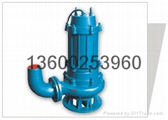 QW,WQ潜水排污泵25QW8-22-1.1