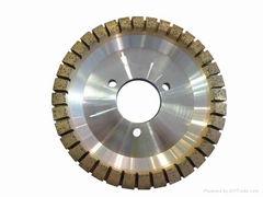 full segmented diamond wheel