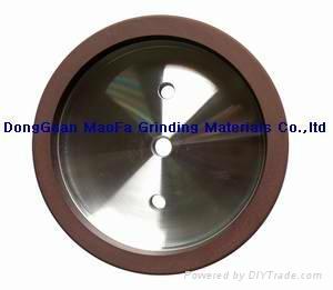 resin wheel of straight edge machines and bilateral grinding machines 1