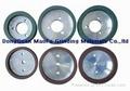 resin wheel of straight edge machines and bilateral grinding machines 3