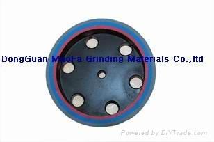 Three-band resin wheel 2