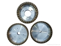 Diamond grinding wheel of bevel edge machines 2