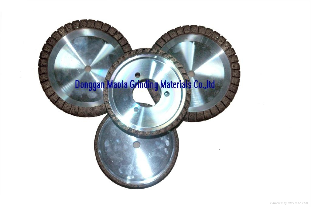 Diamond grinding wheels for glass straight line double edger machine 5