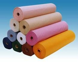 Needle Punched Nonwoven Fabric 1