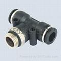 批發上海PB-G G螺紋T型三