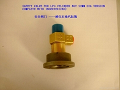 LPG gas valve
