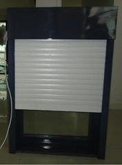铝合金卷窗一体化