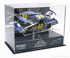 acrylic showcase  for model car