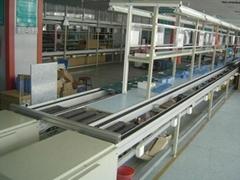 供应高质量青岛无动力滚筒输送线