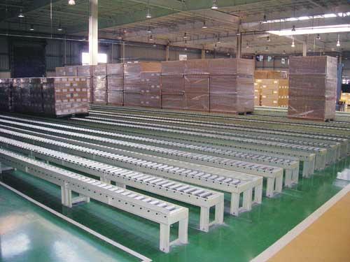 供应青岛工业滚筒输送线 1
