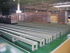 供应青岛工业滚筒输送线