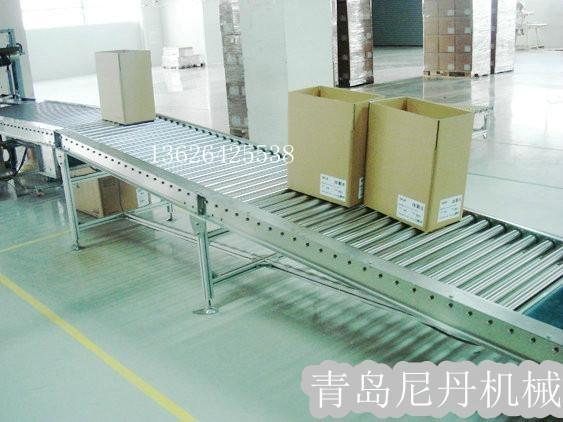供应青岛工业滚筒输送线 2