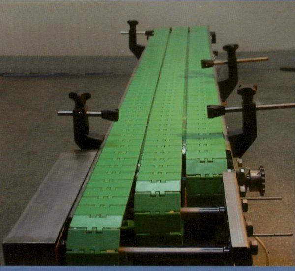 供应山东青岛链板输送机  1