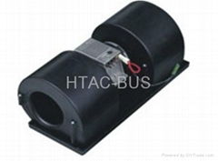 bus air conditioning evaporator blower