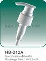 24/410 soap pump,lotion pump,dispenser