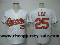 Baltimore Orioles MLB jersey #25 Lee