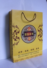批發供應茶葉包裝手提袋