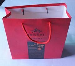 礼品手提纸袋印刷