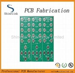 FR-4 HASL Single-sided Printed circuit board PCB