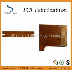 Single-sided Flex Printed circuit board Flex PCB FPC