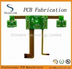 Rigid-Flex Printed circuit board Flex PCB