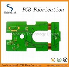 Double-sided Rigid-Flex Printed circuit board