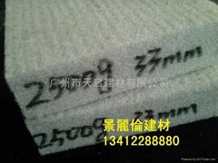 廣州高標準聚酯纖維吸音棉