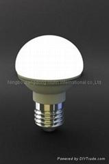 A55 ceramic lampholder LED BULB E26/E27
