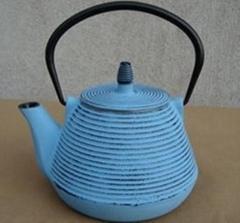 Casting iron teapot 1.0L