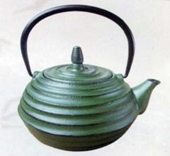 Japanese style health cast iron teapot