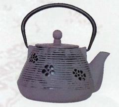 Cast iron teapot 1.0L