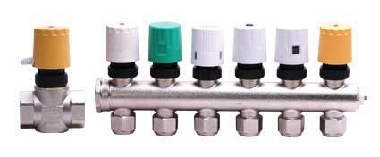 地暖分集水器 3