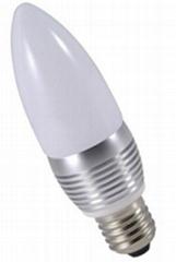 LED长圆形球泡外壳配件