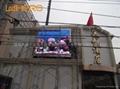赫爾諾高清戶外P10顯示屏 2