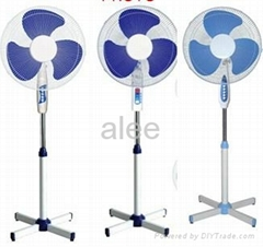 """Fashionable 16"""" Stand Fan (220V/50Hz)"""