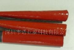 加厚硅橡膠防火耐高溫套管