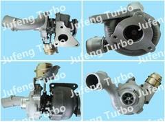 GT1749V 708639-5010S 8200683855  Renault turbochager