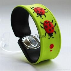 LED硅胶手表