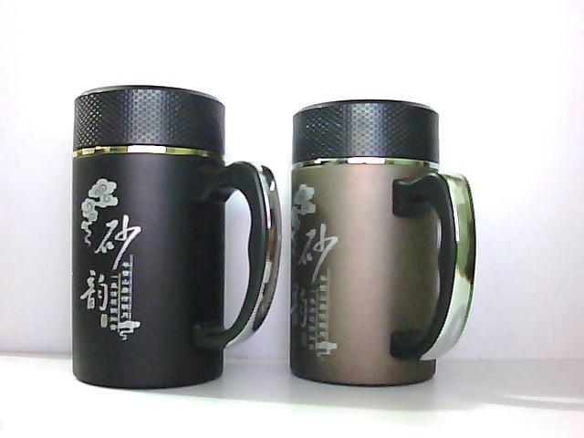 西安高档紫砂办公杯 1