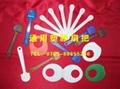 塑胶广告扇柄 5