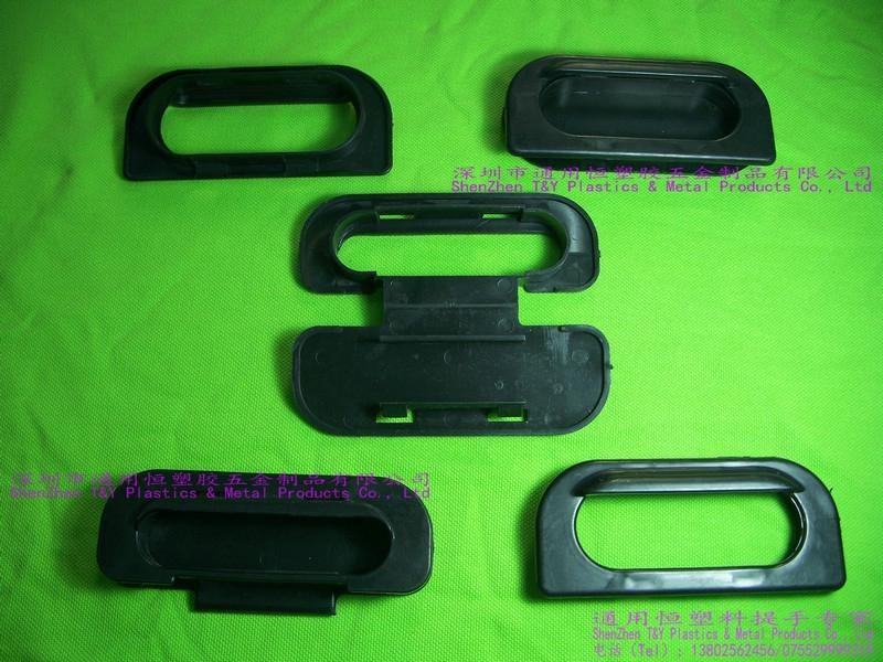 供应纸箱彩盒塑胶拉环 3