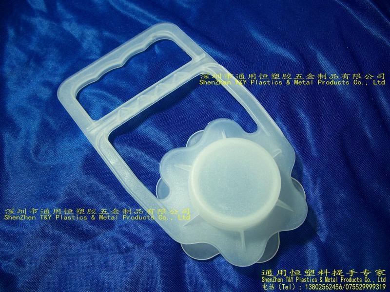 供应纸箱彩盒塑胶拉环 5