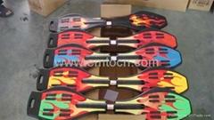snake skateboard ,wave skateboard ,vigor skateboard
