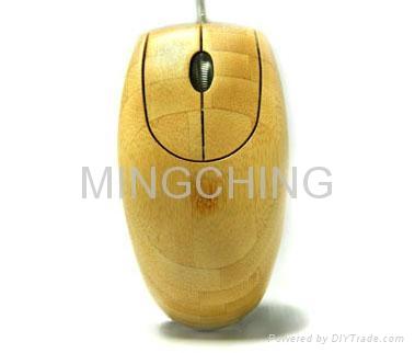 竹子鼠標 1