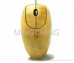 Bamboo Optical Mouse