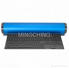 Multifunctional speaker and keyboard