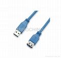 USB3.0連接線,A公對A母 2