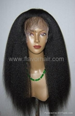 Full Lace Wigs 100% Indian Remy Hair