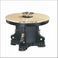 餐桌威菱火鍋桌